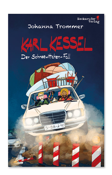 Karl Kessel - Der Schneewittchen-Fall
