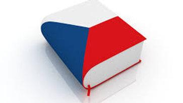 Czech language 10 x 50 A2