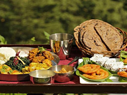Famous Dehradun local Cuisine