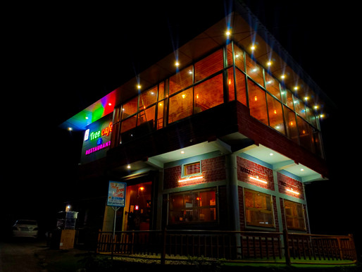 Best cafe and restaurant in Dehradun