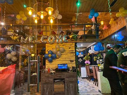 cafe & restaurant near international cricket stadium dehradun