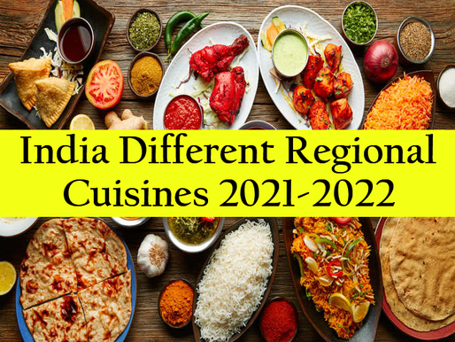 What Are India's Different Regional Cuisines?