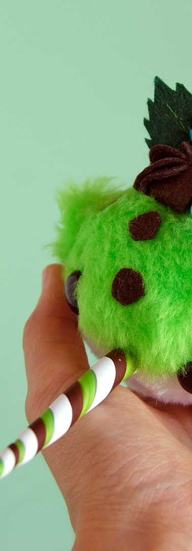 Peluche Candy Narwal After Eight