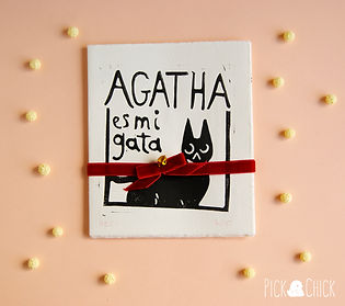 linograbado, libro, acordeón, libro de artista, gato, grabado