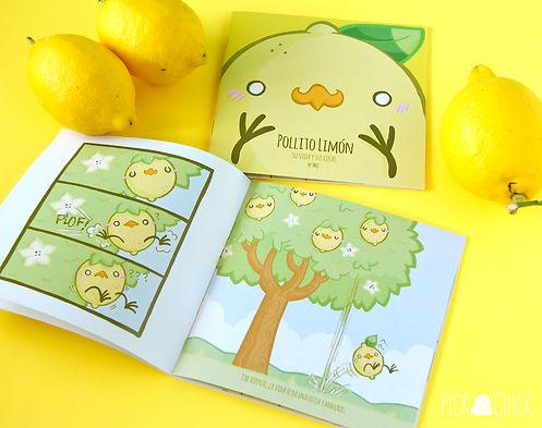 fanzine pollito limon