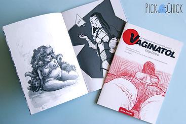 fanzine, erotico, revista, ilustración, libro, navis delirium