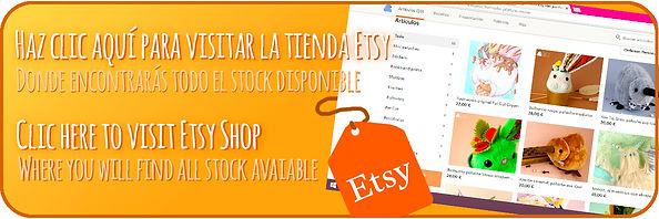 etsy tienda artesania