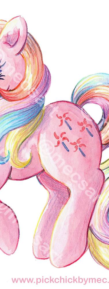 Comission de Pinweel, de My Little Pony