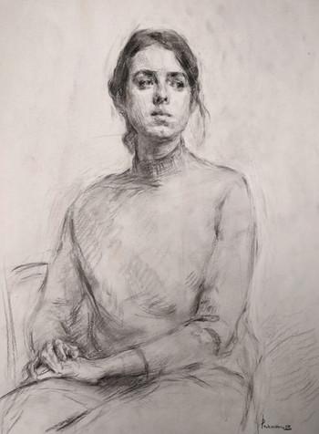 Portrait of Lisa