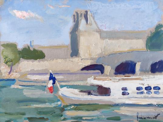 Parisian Paysage
