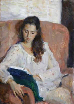 Portrait of Sona