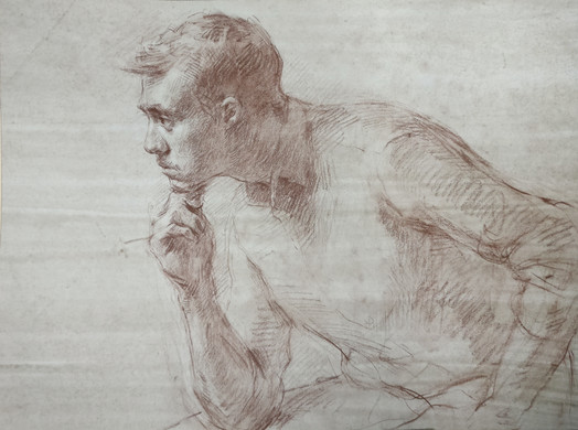 Portrait of Artemiy