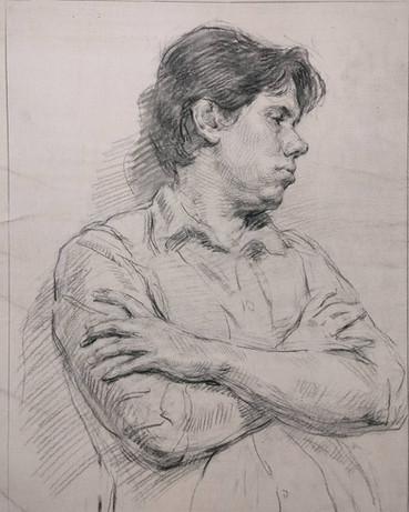 Portrait of Anton