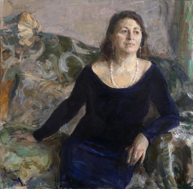 Portrait of Y. Zankovich