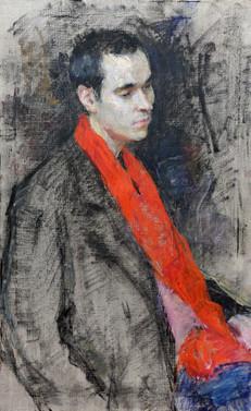 Portrait of Viktor