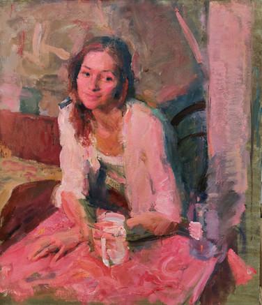 Portrait of Galina