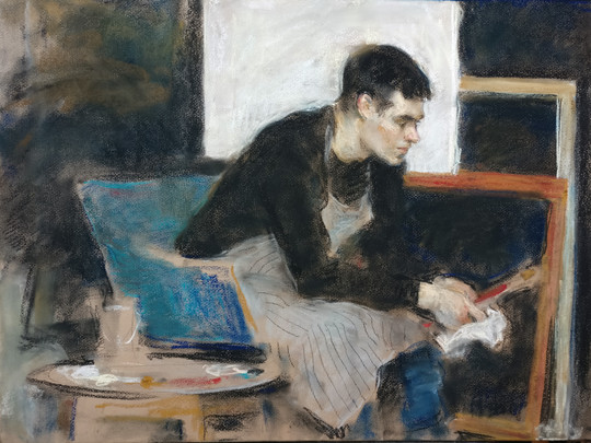 Portrait of Daniil