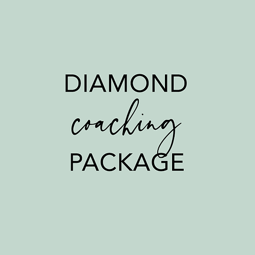 Diamond Coaching Package