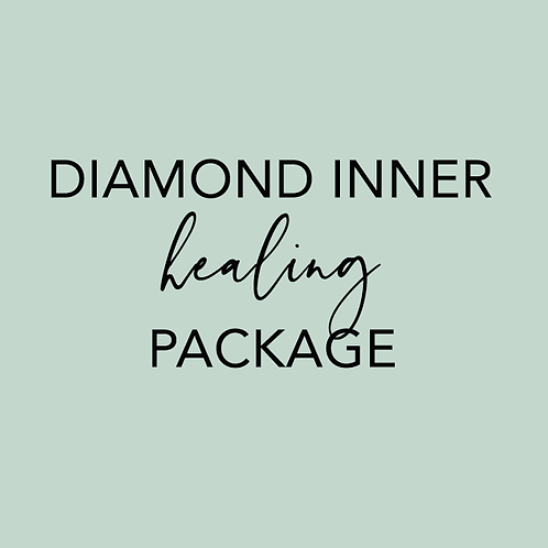 Diamond Inner Healing Package