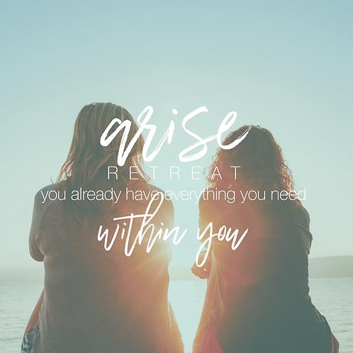 Arise Retreat