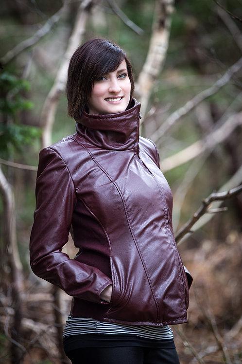 Hot Mama Leather Jacket