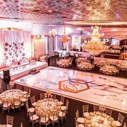 Who doesn't love a marble dance floor_ Thank you _divinedecordesign ________________________________