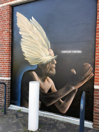 75 Years of Freedom Street Art Project