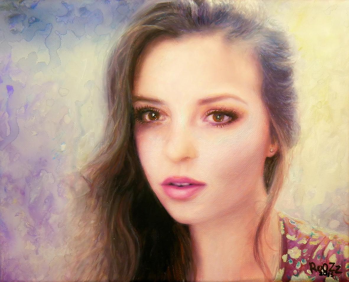 Portrait | Acrylics