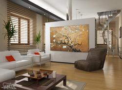Almond Blossom | Acrylic painting