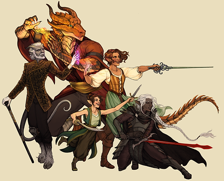 Dungeons & Dragons  RPG Session