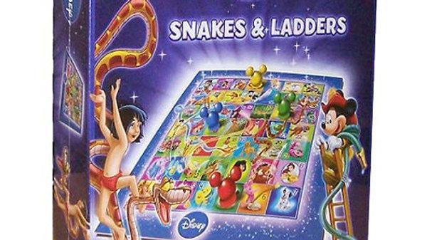 Disney Snakes & Ladders