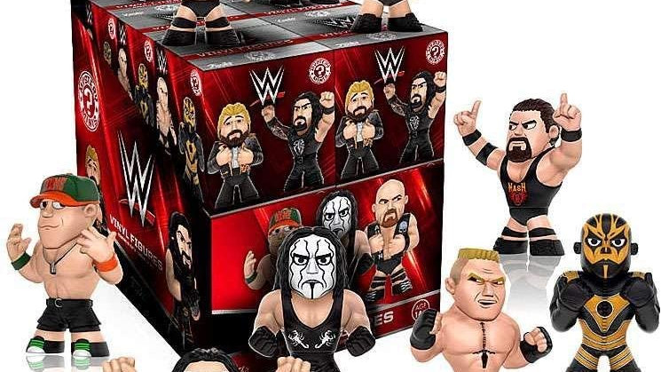 WWE MYSTERY MINIS VINYL FIGURES