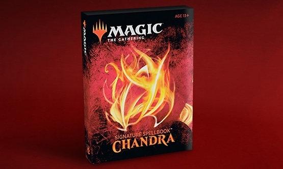 MAGIC: THE GATHERING SIGNATURE SPELLBOOK: CHANDRA