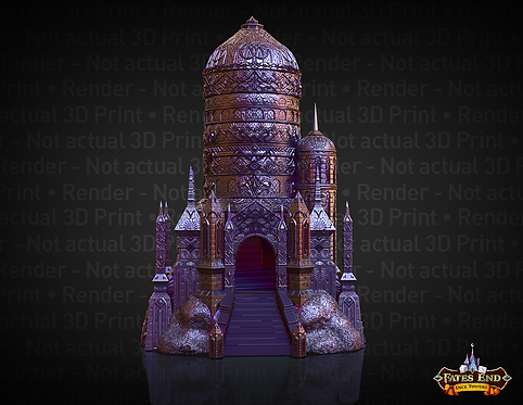 Eladrin Fates End Dice Tower