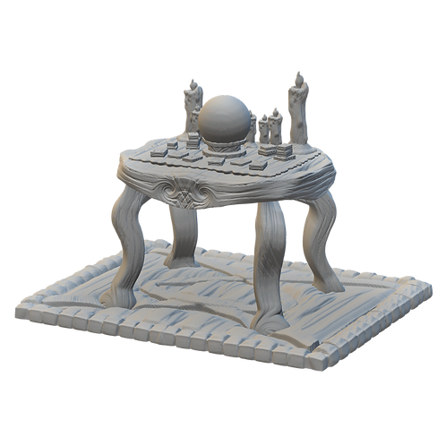 Mystic Table