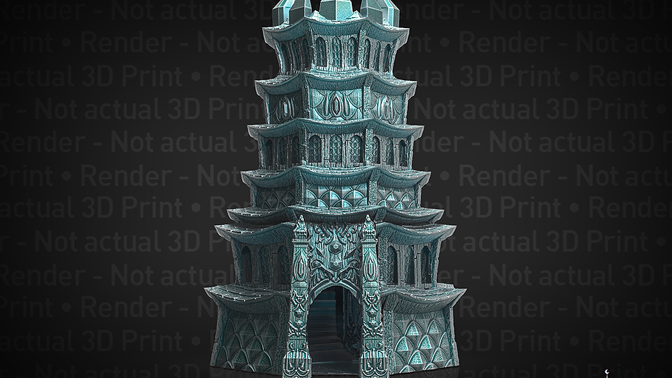 Drow Fates End Dice Tower