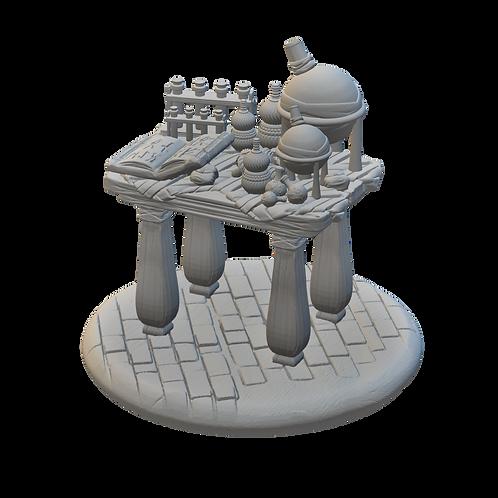 Alchemist Table