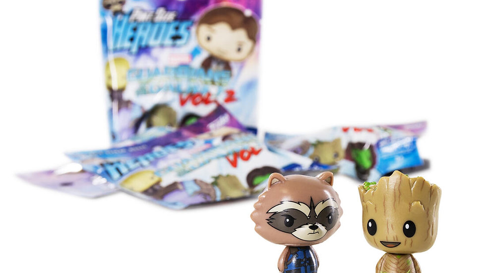 Guardians of the Galaxy Vol 2 pint size heroes