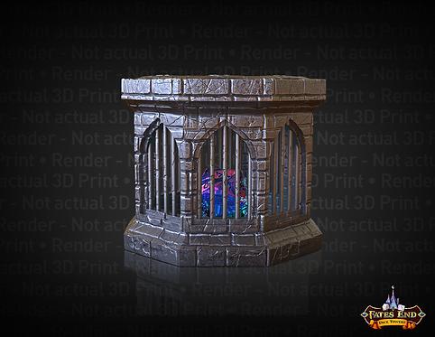 Stone Dice Jail