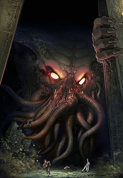 Cthulhu 3 Hour RPG Session