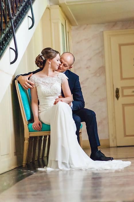 Hochzeitsfotograf Kassel Aufnahmen im Bergpark Wilhelmshöhe vom Brautpaar