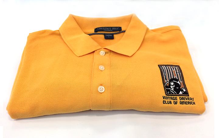 Embroidered Golf Shirt