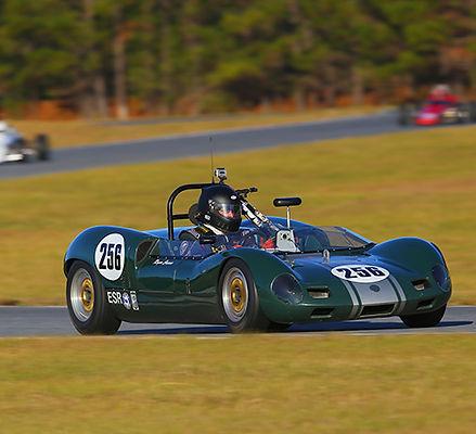 Vintage Sports Car Racing Sports Racers
