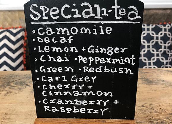 Speciality Teas