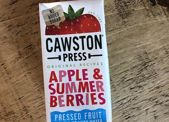 Apple and Summer Berries Carton 200ml