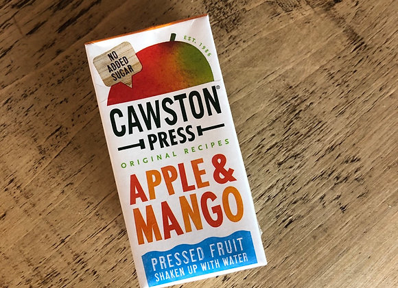 Apple and Mango Carton 200ml