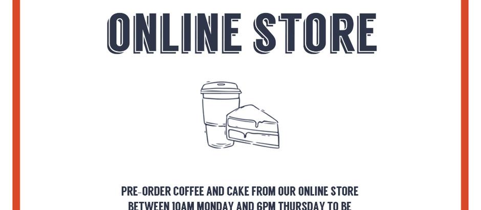 Pre order Online