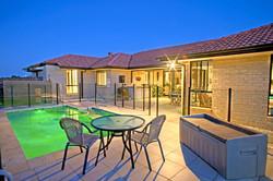 4 bedroom courtyard design