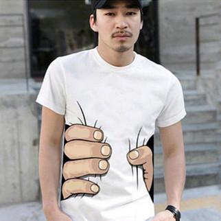 3D футболка