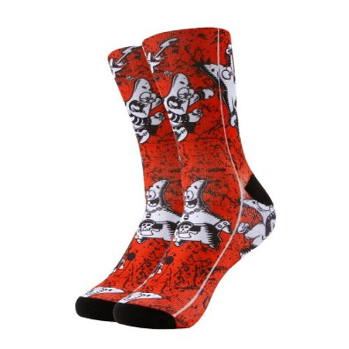 Носки с печатью 3D